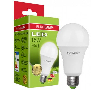 Eurolamp led A60 15 W E27 4000 K