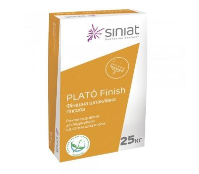 Гіпсова шпаклівка Plato Finish 25кг
