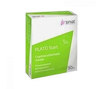 Гіпсова шпаклівка Plato Start 30кг