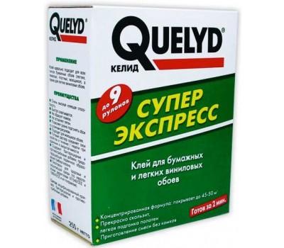 Клей Quelyd экспресс-супер 250гр