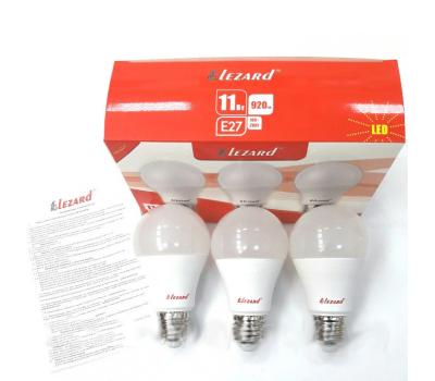 Лампа LED E27 11W 4200 К (3шт)