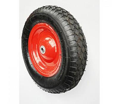 Гумове колесо покришка-4,диск-8,ширина-4
