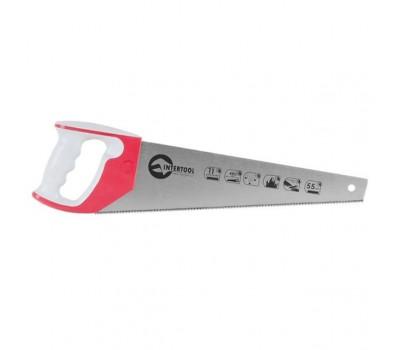 Ножовка по деревині 450 мм  HT-3162