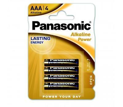 Батарейка Panasonic AAA*4BL