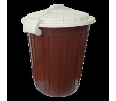 Бак мусорный 90л