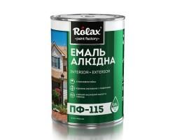 Емаль ПФ-115 К темний шоколад 0,9кг