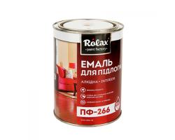 Эмаль ПФ-266 К золотисто-коричневая 2,8кг