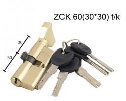 Цилиндр  цинковый IMPERIAL ZCК 60