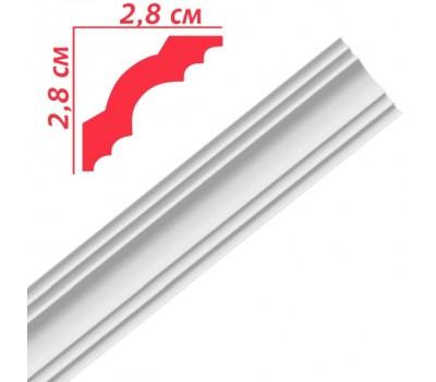 Багет білий (2м) РА30 МР (110)