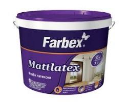Фарба для зовн/внутр. робіт Mattlatex TM Farbex  1