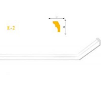 Багет білий Марбет Е-2