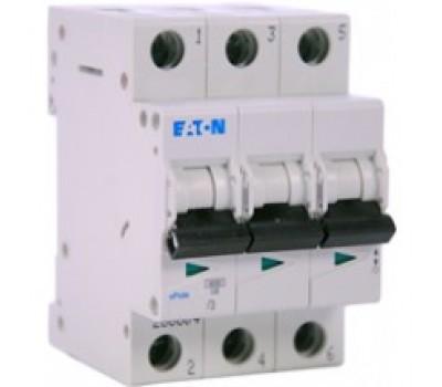 Автоматичний вимикач EATON 40А/3р