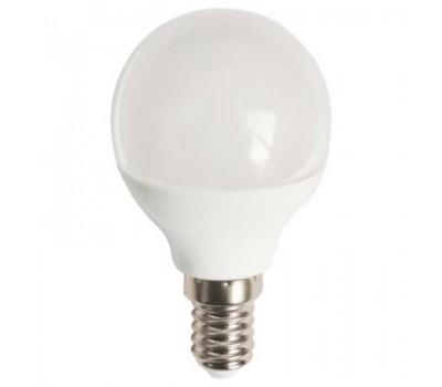 Лампа LED  7W 4200K E14 куля
