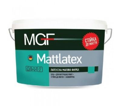 MGF Фарба Mattlatex латексна М-100 3,5 кг