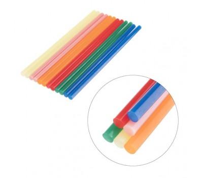 Клейові стрижні 7,4*200 кольорові  RT-1032