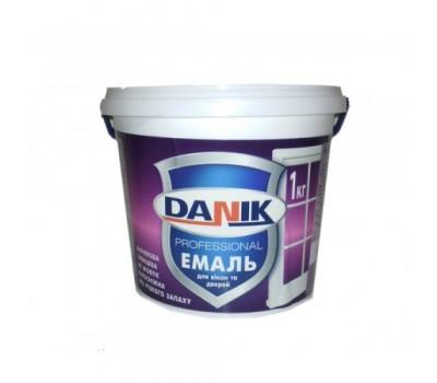 Емаль для вікон та дверей 0,5 кг DANIK