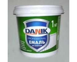 Емаль для радіаторів 0,5 кг DANIK