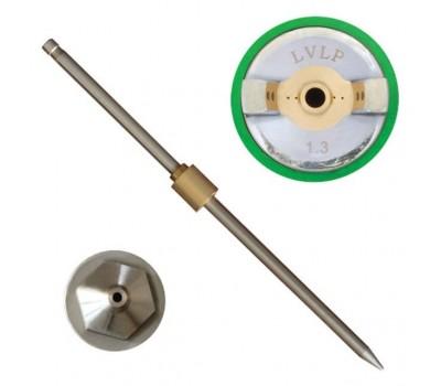 Комплект форсунки 1.3мм для фарбопульта РТ-2013