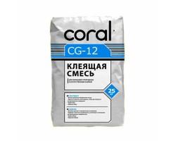 Coral CG-12 Клей облицювальний для природ и штучно