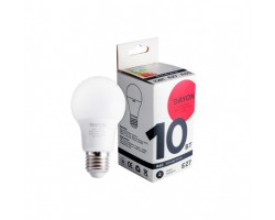 Лампа светодиодная A60 10w 4100K E27 DAYON 1704-EM