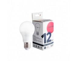 Лампа светодиодная A60 12w 4100K E27 DAYON 1706-EM