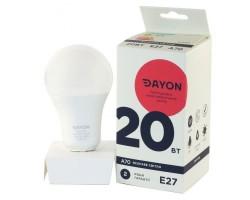Лампа светодиодная A70 20w 4100K E27 DAYON 1736-EM