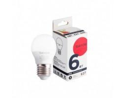 Лампа светодиодная G45 6w 4100K E27 DAYON 1716-EMT