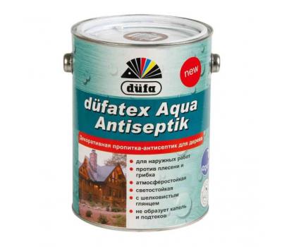 Пропитка для дерева антисептик Dufatex Aqua 0,75л
