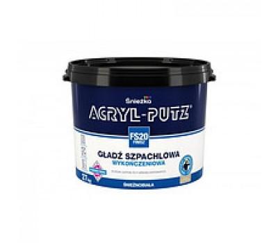 Акрил-Путц шпатлевка 1,5кг