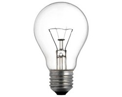Лампа накаливания 220В Е27 100Ватт