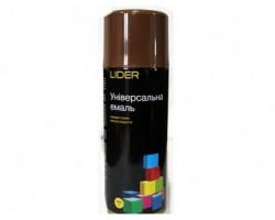Аэрозоль LIDER  коричневая 8011