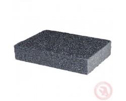 Губка для шлифования 100*70*25 мм, оксид алюминия