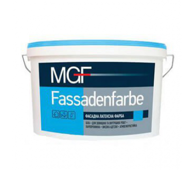 MGF Краска фасадная Fassadenfarbe M90 3,5 кг.