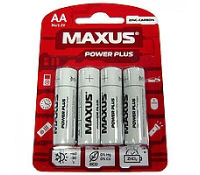 Батарейка сол. MAXUS R6-AA-C4