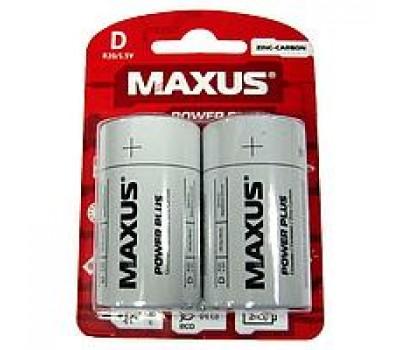 Батарейка сол. MAXUS R20-D-C2