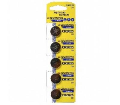 Батарейка лит. ACKO CR2025