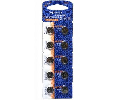 Батарейка щел. ACKO AG10. LR54