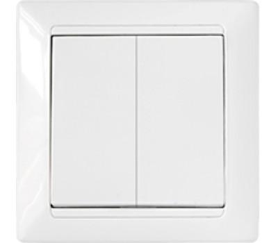 Выключатель двуокл. С5 10-803 Bylectrica