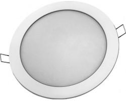 Светодиодная панель круглая 9Вт 4200