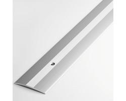 Порог 0,9 м 3*25 мм серебро 5-А