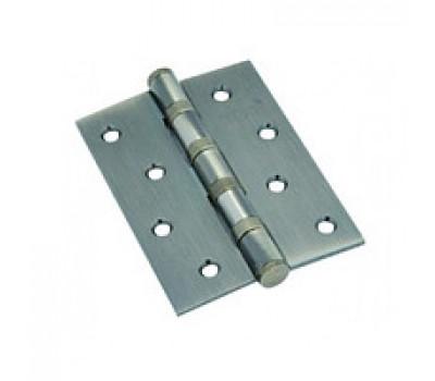 Петля стальная KEDR 100*62 хром левая