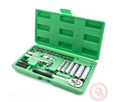 Набор инструментов 36 шт. 1/4 ET-6036