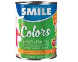 Емаль ПФ-115 бежевая 0,9  Smile