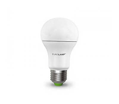 EUROELECTRIC LED Лампа А60 10W E27 4000 K