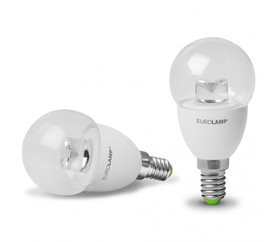 Лампа LED EuroLamp G45 5W E27 3000K