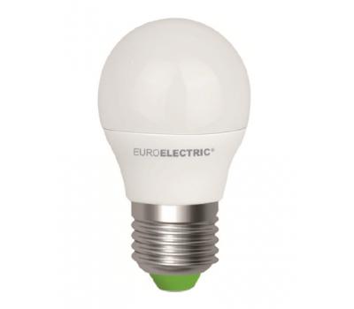 EUROELECTRIC LED Лампа G45  5W E14 4000 K