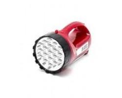 Фонарик акк. 1LED 5W+25 LED LB-0102