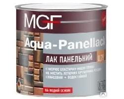 Лак панельный MGF Aqua-Panellak 0.75