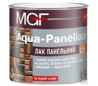 Лак панельный MGF Aqua-Panellak 2.5л