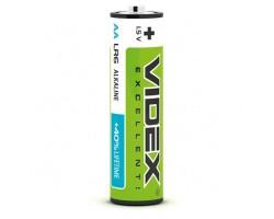 Батарейка Videx  щел. LR6/AA